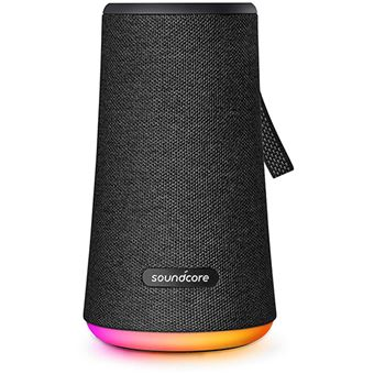 Coluna Bluetooth Soundcore Flare+ by Anker - Preto