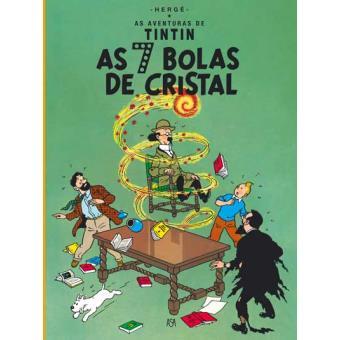 TintinAs 7 Bolas de Cristal