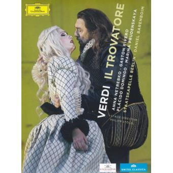 Verdi   Il Trovatore (DVD)