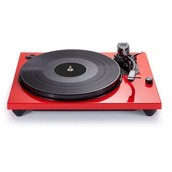 Gira-Discos BigBen TD114R - Vermelho
