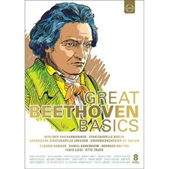 Great Beethoven Basics - 8DVD