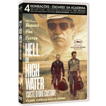 Hell or High Water - Custe o que Custar! (DVD)