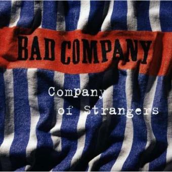 Company of Strangers - CD