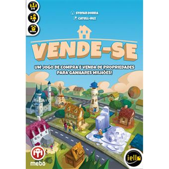 Vende-se - MEBO Games