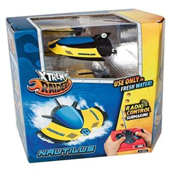 Submarino Nautilus - Xtrem Raiders