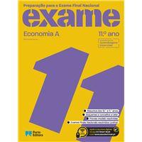 Preparação para o Exame Final Nacional 2021 - Economia A 11º  Ano