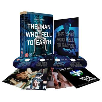 The Man Who Fell To Earth (40th Anniversary Collectors Edition)