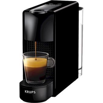 Máquina de Café Krups Nespresso Essenza Mini - Preto