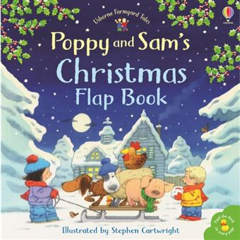 Poppy and sam's lift-the-flap chris