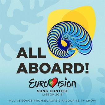 Eurovision Song Contest Lisbon 2018 - 2CD