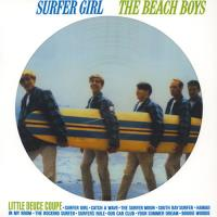 Surfer Girl (Stereo & Mono) (Picture Disc)