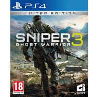 Sniper: Ghost Warrior 3 Limited Edition PS4