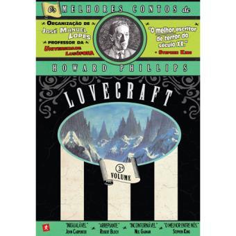 Os Melhores Contos de H. P. Lovecraft  - Livro 3