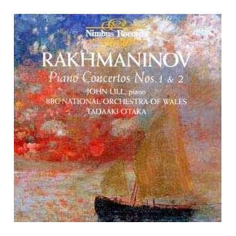 Piano Concerto No.1, No.2
