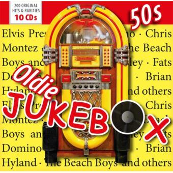 Oldie Juke-Box Vol 2 - 10CD