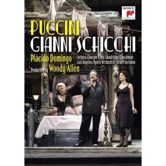 Puccini | Gianni Schicchi (DVD)