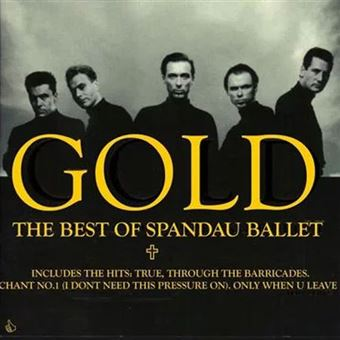 Gold: The Best of Spandau Ballet - 2LP