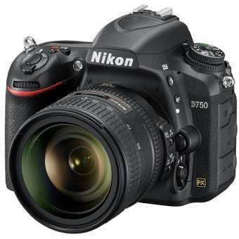 Nikon D750 + AF-S 24-85 mm f/3.5-4.5G ED VR