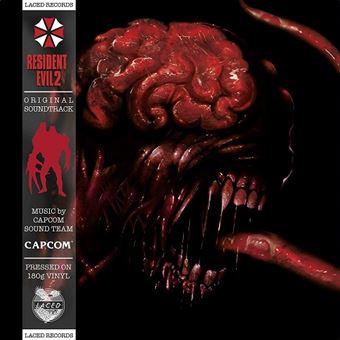 BSO Resident Evil 2 - 2LP 12''