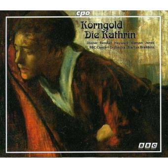 Die Kathrin-opera In 3 Ac