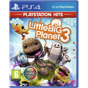 LittleBigPlanet 3 - Playstation Hits - PS4
