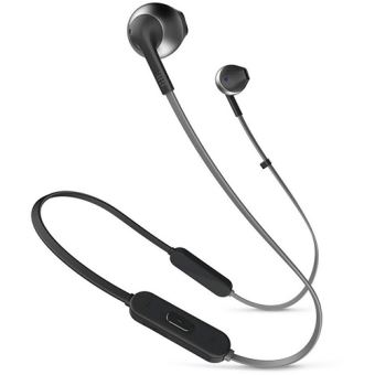 Auriculares Bluetooth JBL Tune 205BT - Preto