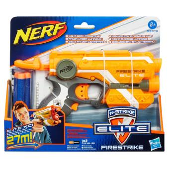 Nerf Elite Firestrike - Hasbro