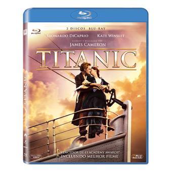 Titanic - Edição Especial - 2Blu-ray