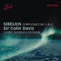 SIBELIUS-SINFONIAS NO.5 & 6
