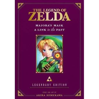 The Legend of Zelda: Legendary Edition - Book 3: Majora's Mark - A Link to the Past