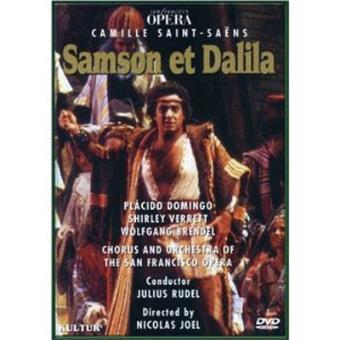 Saint-Saens: Samson et Dalila