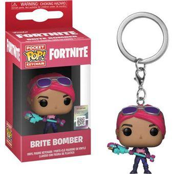 Funko Pop! Porta-Chaves Fortnite: Brite Bomber