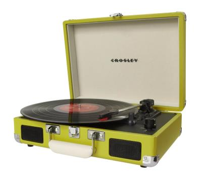 Crosley Cruiser Turntable Review