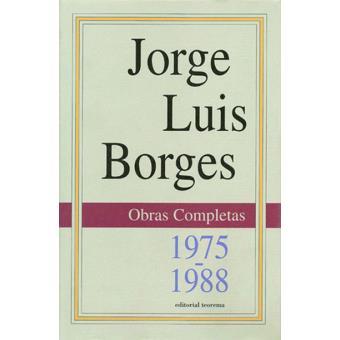 Obras Completas - Livro 4: 1975-1988