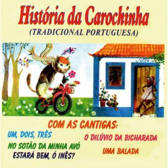 História da Carochinha - CD