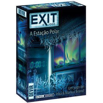 Exit: A Estação Polar - Devir