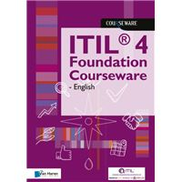 ITIL(R) 4 Foundation Courseware - English