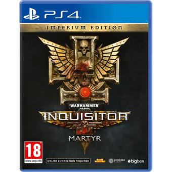 Warhammer 40,000: Inquisitor - Martyr Imperium Edition PS4