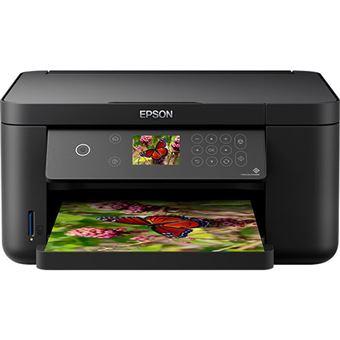 Impressora Multifunções Epson Expression Home XP-5105 - Preto