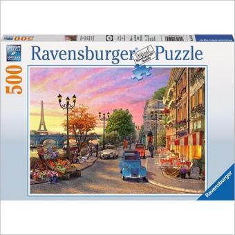 Puzzle A Paris Evening (500 peças)