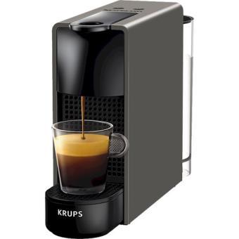 Máquina de Café Krups Nespresso Essenza Mini - Cinzento