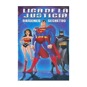 Liga da Justiça: Origens Secretas