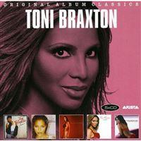 Toni Braxton: Original Album Classics - 5CD