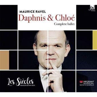 Daphnis et Chloe - CD