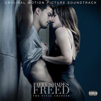 BSO Fifty Shades Freed  - 2LP 12''
