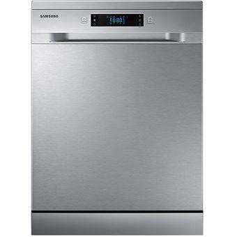 Máquina de Lavar Loiça Samsung DW60M6040FS/EC - Inox