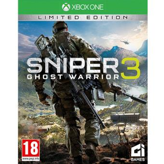 Sniper: Ghost Warrior 3 Limited Edition Xbox One