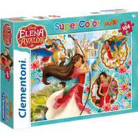 Puzzle Maxi Elena de Avalor - 104 Peças - Clementoni