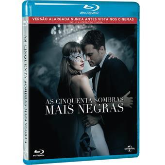 As Cinquenta Sombras Mais Negras (Blu-ray)