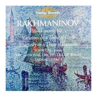Piano Concerto No.4 Op.40
